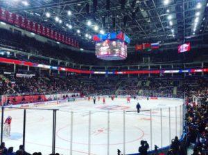 Рената Камалова, хоккей, сборная России