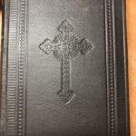 Старинная австрийская книга религиозного содержания (кажется, молитвослов, 1896 г.).