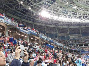 "Стадион ""Нижний Новгород"". Фото Михаила Семёнова."