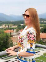 Певица Варвара отмечает день рождения в Италии