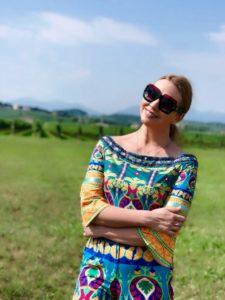 Певица Варвара, Италия