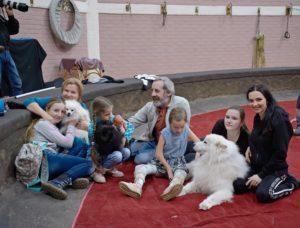 Семья Оводовых и Дарья Костюк