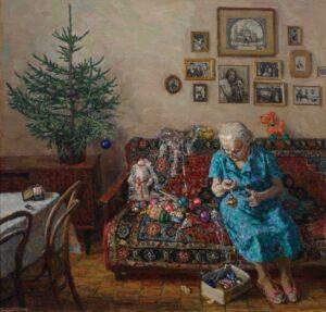 Егор Зайцев «Рождественская елка»