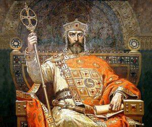 Император Андроник Комнин