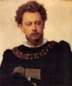 Александр Павлович Ленский
