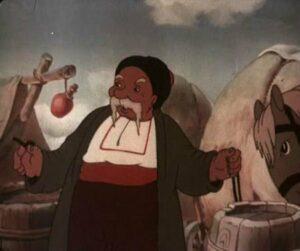 Пропавшая грамота, мультфильм