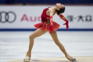 Россиянка Алина Загитова — новая чемпионка мира, фигурное катание