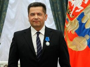 Николай Расторгуев, «Любэ»