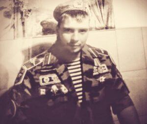 Александр  Шульгин, служба в армии.