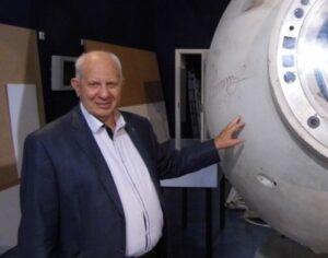 Олег Мухин, директор Северо-Западной Федерации космонавтики России, директор Музея космонавтики имени В.П. Глушко