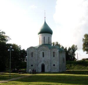 Самый древний Преображенский собор России