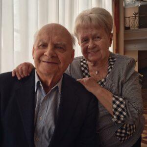 Н. Добронравов и А. Пахмутова
