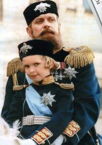 «Сибирский цирюльник», Михалков