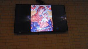Презентация икон Людмилы Гарри, о. Эгина, Греция.