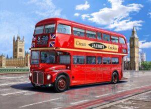 Автобус, Англия