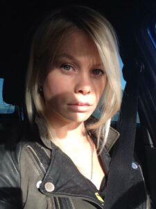 Актриса Евгения Осипова