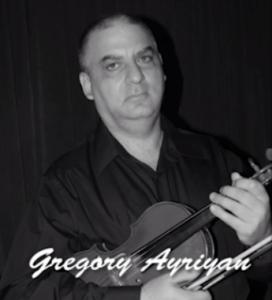 Грегори Айриян
