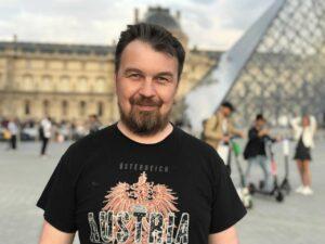 Вадим Грачев, Франция