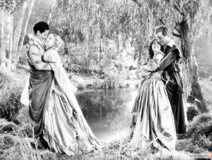 «Сон в летнюю ночь», 1935 год