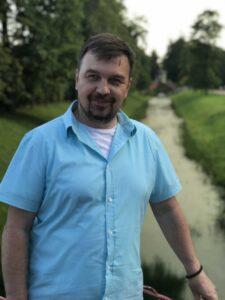 Вадим Сергеевич Грачев, педагог, публицист.