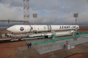 «Зенит» - изделие ОКБ «Южное». 84 запуска, в том числе с морской платформы «Одиссей».