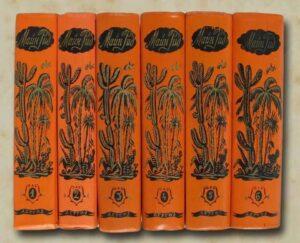 Майн Рид, книги