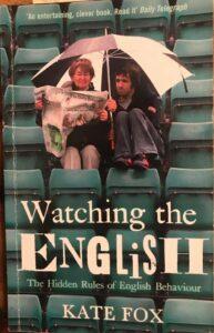 Кейт Фокс «Наблюдая за англичанами»