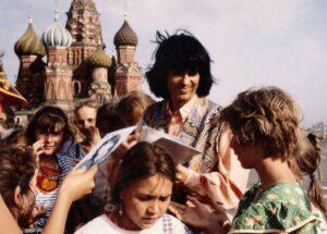 Дидье Маруани, Москва