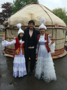 Дидье Маруани, Казахстан