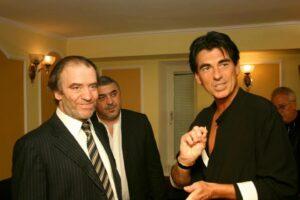 Валерий Гергиев и Дидье Маруани