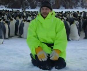 Антарктида, Дмитрий Ломакин