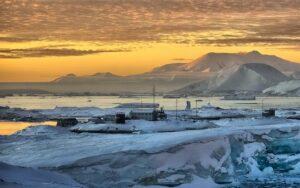 Антарктида. Вечная красота.