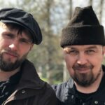 Денис Антипов и Вадим Грачев