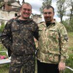 Максим Левин и Вадим Грачев