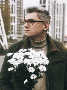 Журналист Максим Васюнов