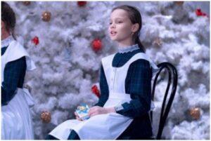 Ученица «Русской школы Марии Аверьяновой»