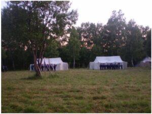 Детский летний лагерь «Русь»