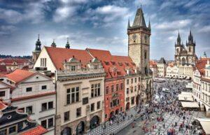 Прага, ратуша