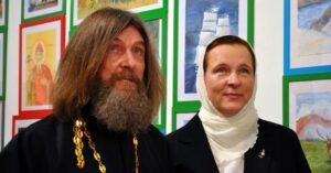 Отец Фёдор Конюхов и матушка Ирина