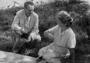 Родители Михаила Пиотровского.