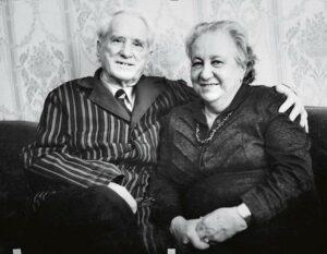 Родители Михаила Пиотровского