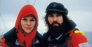 Фёдор Конюхов и Ирина Конюхова