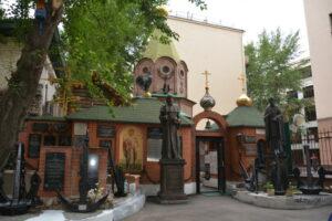 Православный храм Николая Чудотворца, настоятель о. Фёдор Конюхов