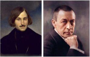Н. В. Гоголь и С. В. Рахманинов