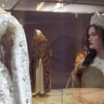 Придворный костюм середины XIX — начала ХХ века