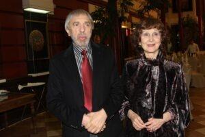 Эдуард и Изольда Артемьевы