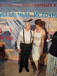 Виктор Сухоруков и Светлана Фатьянова