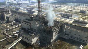 Чернобыль, взрыв реактора