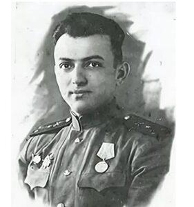 А. Л. Кемурджиан, фронт